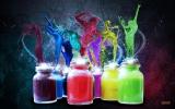 Краски, штукатурки декоративные