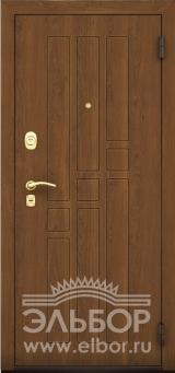 Металлические взломостойкие двери ЭЛЬБОР