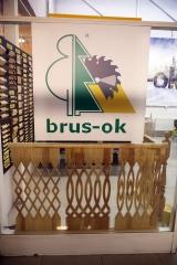 Погонажные изделия из дерева от производителя. brus-ok.